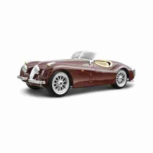 Авто конструктор JAGUAR XK 120 ROADSTER