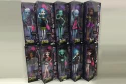 Кукла Monster High 10 видов YF10010-1