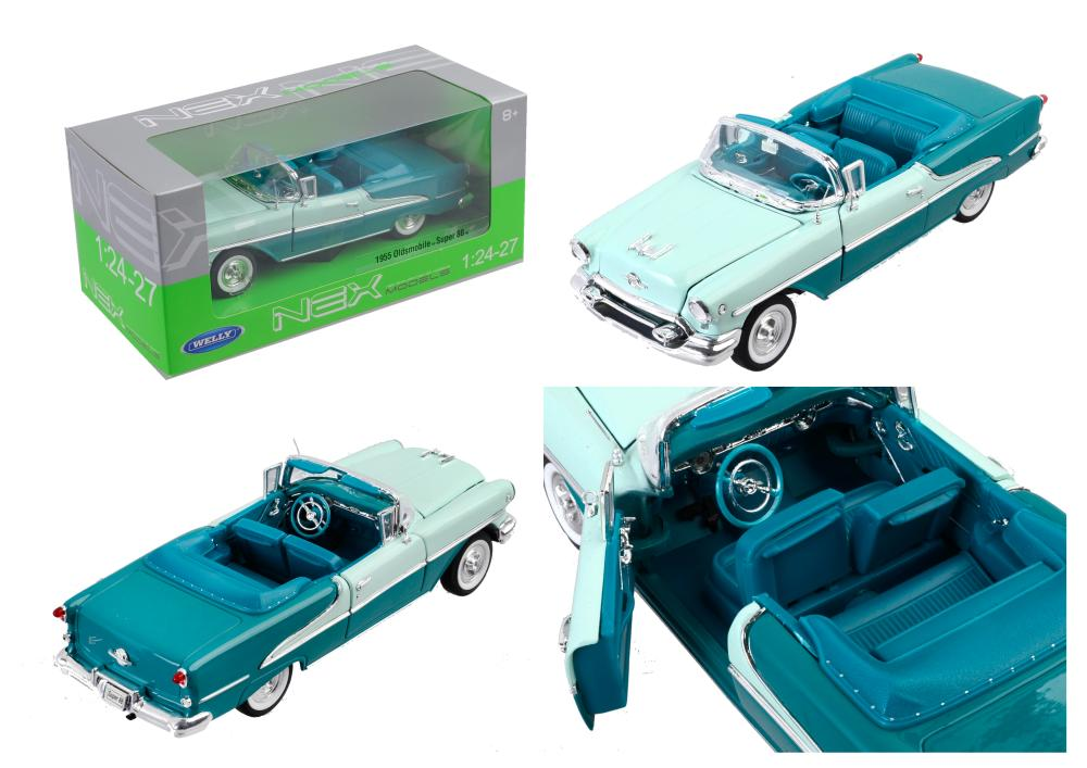 Welly Машина метал Olds Mobile 1:24 22432W